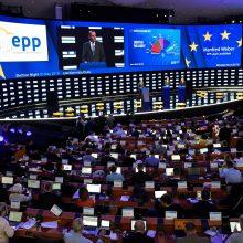 Europos liaudies partija išliks didžiausia EP frakcija