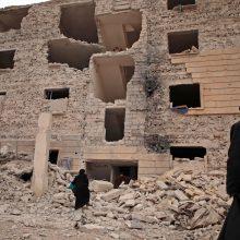 JT: per pirmas paliaubų Sirijoje dienas žuvo mažiausiai 20 civilių