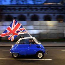 ES be Jungtinės Karalystės: lygtis su daug nežinomųjų