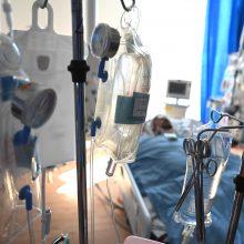 Latvijoje nuo koronaviruso mirė vienas žmogus, nustatytas vienas užsikrėtimo atvejis