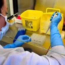 Lietuvoje patvirtinti devyni nauji koronaviruso atvejai