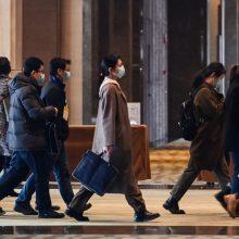 PSO Kinijos Uhano mieste pradeda tirti pandemijos ištakas