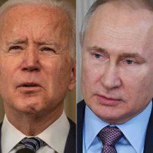 Rusija apgailestauja, kad JAV neišnaudojo galimybės surengti prezidentų derybas