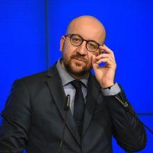ES pradeda tarpininkauti sprendžiant Sakartvelo politinę krizę