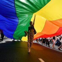 ES: LGBTI diskriminacija ir smurtas prieš juos tebėra dideli