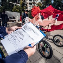 Į pirmąkart Kaune rengiamas lenktynes užsiregistravo net 250 komandų