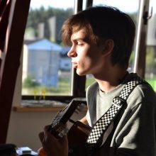 Vasarą – stovykla jauniesiems dainų kūrėjams