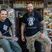 """""""Baltic Tattoo Convention"""": apie tatuiruočių madas ir tirpstančius stereotipus"""