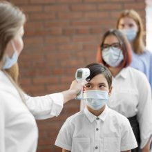 NVSC koronaviruso atvejų mokyklose atskirai nedetalizuos