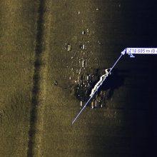Ramiojo vandenyno dugne aptiktas nuskandintas japonų lėktuvnešis