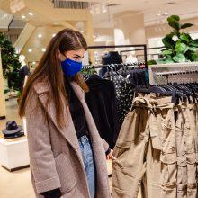 R. Vainienė: į prekybos centrus daugiau žmonių eis darbo dienomis