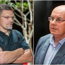 Politinės korupcijos byloje – buvusių ir esamų STT pareigūnų ir prokurorų dvikova