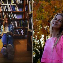 Abiturientės iššūkis – 100 knygų per 365 dienas