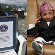 Nepale mirė mažiausias pasaulio žmogus