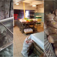 Paukščių ūkyje Tauragės rajone – daugybė pažeidimų