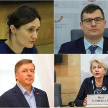 Parlamentarai vieningai prakalbo apie Lobizmo įstatymo pataisas