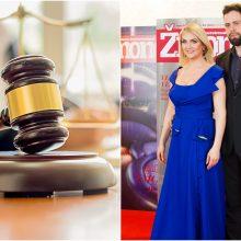 Teismas atvertė R. Ščiogolevaitės skyrybų bylą
