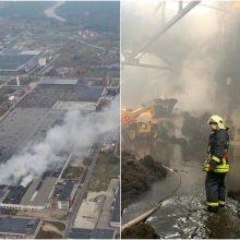 """Teisme – """"Ekologistikos"""" netikrinusių priešgaisrinės tarnybos vadovų byla"""
