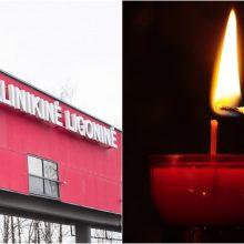 Šalia Kauno klinikinės ligoninės rastas negyvas vyras