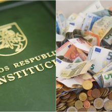 Bankų asociacija – siūlomas bankų mokestis prieštarauja Konstitucijai