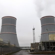 Ministras: Astravo AE išlieka viena opiausių Lietuvos problemų