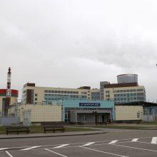 Po incidento Astravo AE – Lietuvos nota Baltarusijai