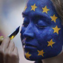 Po vidurnakčio VRK pradės skelbti rinkimų į EP rezultatus