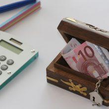 Apklausa: geresniam gyvenimui trūksta 400 eurų