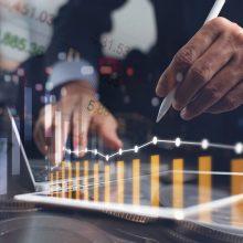 EBPO padidino pasaulio ekonomikos augimo prognozę
