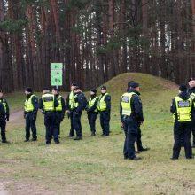Galimas mergaitės pagrobimas Vilniuje: informuoti kitų šalių pareigūnai