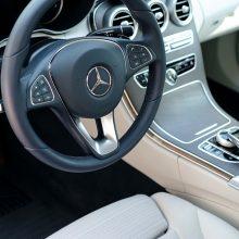 Vilniuje pavogtas beveik 12 tūkst. eurų vertės automobilis