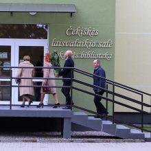 Čekiškiečiai turi tai, ko seniai nusipelnė