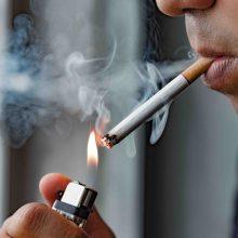 Vilniuje dėl draudimo rūkyti balkonuose kreipėsi apie 380 daugiabučių