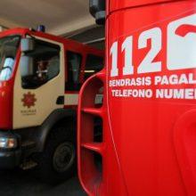 Neeilinis Kauno ugniagesių penktadienis, nors ir ne 13-oji: netrūko nei iššūkių, nei kuriozų