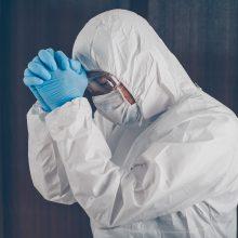 Praėjusią parą nustatyti 726 nauji COVID-19 atvejai, mirė šeši žmonės