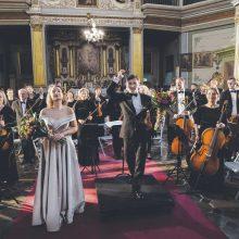 Šakių kraštas atgaivina geros muzikos tradicijas