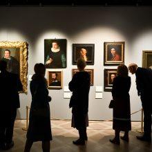 Valdovų rūmuose – meno lobiai iš Italijos