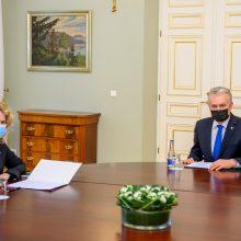 A. Armonaitė:  į šalies ekonomiką bus įliejama daugiau kaip pusė milijardo eurų