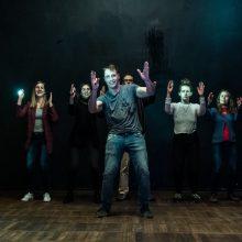 """Jaunimo teatro festivalis """"Išeities taškas"""" sprogdins socialinius burbulus"""