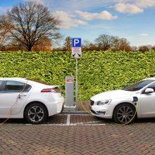 """""""Hyundai"""" apie elektromobilius: tai tikra nelaimė"""