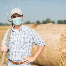 Nuo koronaviruso nukentėjusiems ūkininkams išmokėta daugiau kaip 65 mln. eurų