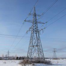 Šalti orai sausį išaugino elektros kainas