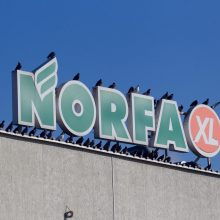 """Teismas: 72 tūkst. eurų bauda """"Norfos mažmenai"""" skirta pagrįstai"""