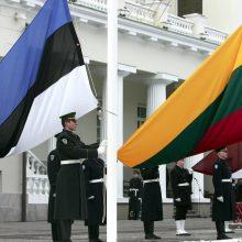 Lietuva, Latvija ir Estija nusprendė stabdyti Baltijos bataliono projektą