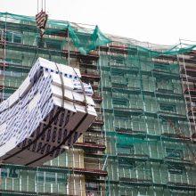 V. Sinkevičius: EK sieks bent dvigubai padidinti pastatų renovacijos mastą