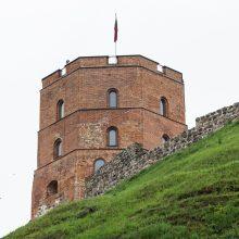 Baigti archeologiniai tyrimai Gedimino kalne: nerado tik vienos egzekucijos aukos