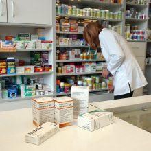 Seimas spręs, ar leisti vaistininkų padėjėjams be priežiūros dirbti dar penkerius metus