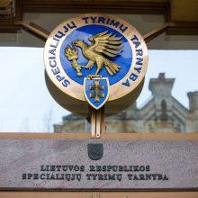 STT: pavojingiausi – sisteminės korupcijos iniciatoriai