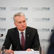 G. Nausėda: JAV karinės pajėgos Baltijos regione – Rusijos atgrasymo veiksnys