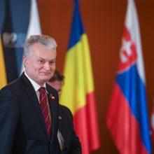 G. Nausėda: Vakarų pasyvumas dėl Rusijos veiksmų tik kursto jos agresiją